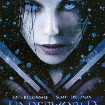 Underworld: Evolution 11x17 Movie Poster (2006)