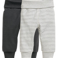 2-pack Jersey Pants - from H&M