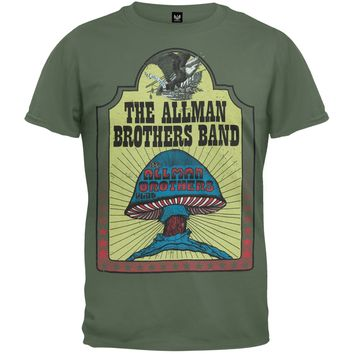 Allman Brothers Band - Hell Yeah T-Shirt
