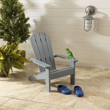 Adirondack Chair - Gray