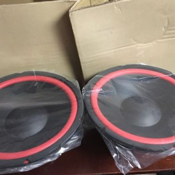 "12"" Car Subwoofers 300 Watt 40 Oz Magnet $45.00ea"