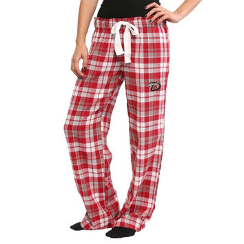Arizona Diamondbacks Women's Reign Flannel Plaid Pant – Sedona Red