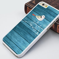 iPhone 6/6S plus case,Creative iPhone 6/6S case,blue wood grain iphone 5s,wood grain floral iphone 5c case,singing bird iphone 5 case,personalized iphone 4s case,fashion iphone 4 cover