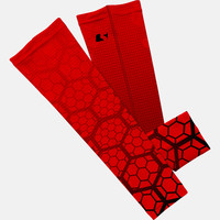 Hex Red arm sleeve