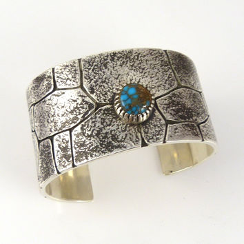 """Candelaria Turquoise """"Chaco Canyon"""" Cuff"""