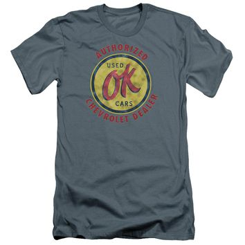 Chevrolet - Chevy Ok Used Cars Premium Canvas Adult Slim Fit 30/1