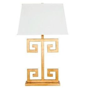 Clayton Lamp | Gold