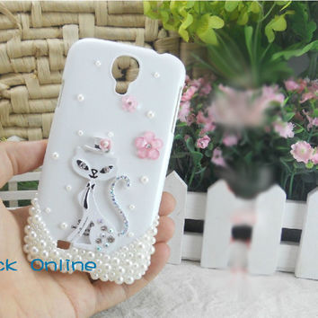 Handmade bling samsung galaxy s4 case galaxy note 2 case Galaxy S3 case,cute iphone 4s case iphone 4 case iphone 5 case