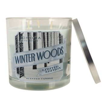 SONOMA life + style 14-oz. Winter Woods Jar Candle