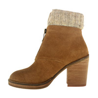 Marvel Suede Bootie | Chinese Laundry