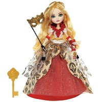 Ever After High Thronecoming Apple White Doll by Mattel