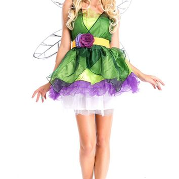 Atomic Woodland Fairy Costume