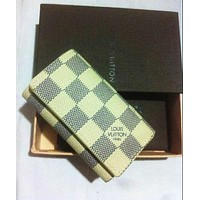 LV Louis Vuitton New Fashion Key Case Women Men Bag