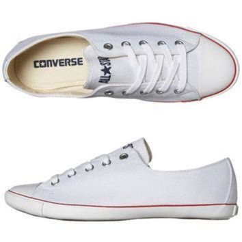 ICIKGQ8 converse chuck taylor light ox shoe optical white