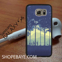 Stand by Me in The Forest For galaxy S6, Iphone 4/4s, iPhone 5/5s, iPhone 5C, iphone 6/6 plus, ipad,ipod,galaxy case
