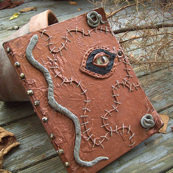 HOCUS POCUS Spellbook BOOK of Spells Witch Spell Book of Shadows Grimoire Halloween Decor
