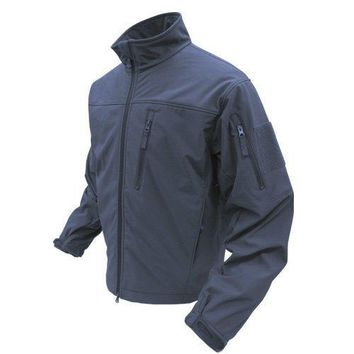 Phantom Soft Shell Jacket Color- Navy Blue (Small)