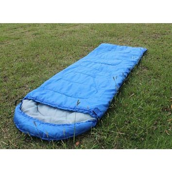 Hooded Envelope Sleeping Bag