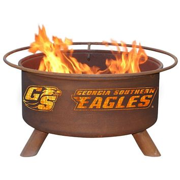 Georgia Southern Steel Fire Pit by Patina Products