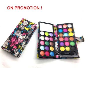 Miss doozy EyeShadow Palette Make Up Glitter Naked Pallet Makeup Shadow Cosmetics Balm Pallette Nude 33 Color Gift Present Promo