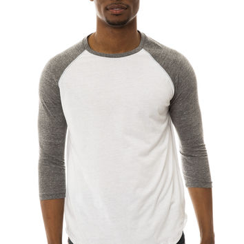 Men's Baseball Raglan Tee