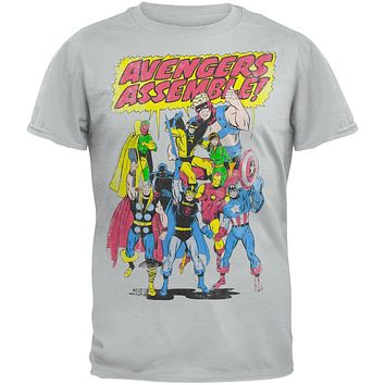 Avengers - Team Avengers Soft T-Shirt