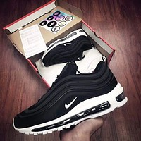 x1love :NIKE AIR MAX 97 Fashion and leisure sports shoes