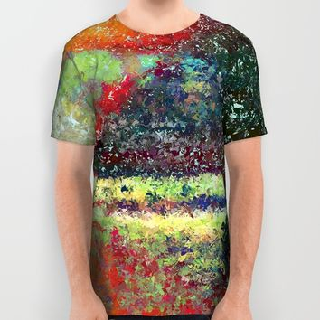 Colorscape All Over Print Shirt by Liberation's