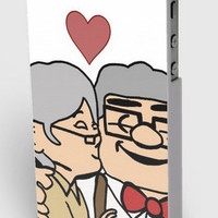 "Disney Pixar ""UP"" Couple - Carl and Ellie - iPhone Case"