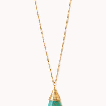 Classic Teardrop Necklace