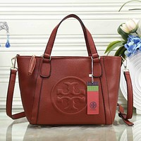 Tory Burch Women Fashion Leather Handbag Shoulder Bag Satchel Crossbody