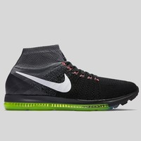 AUGUAU Nike Air Zoom All Out Flyknit Black Cool Grey Volt