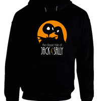 The Classic Tale Of Jack And Sally Hoodie