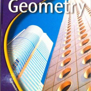Geometry-Louisiana Edition (Glencoe Mathematics) Hardcover – 2005