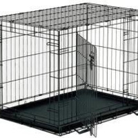Life Stages Double Door Dog Crate