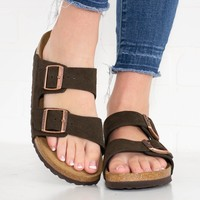 Arizona BS Soft-Bed Birkenstocks | Mocha