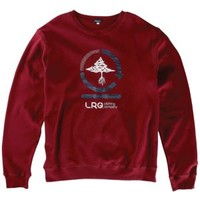 LRG Core Collection Two Crew Sweatshirt - Men's at CCS
