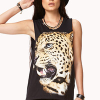 Wild Jaguar High-Low Top