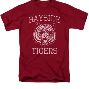 Saved by the Bell Go Tiger Mens Tee Shirt