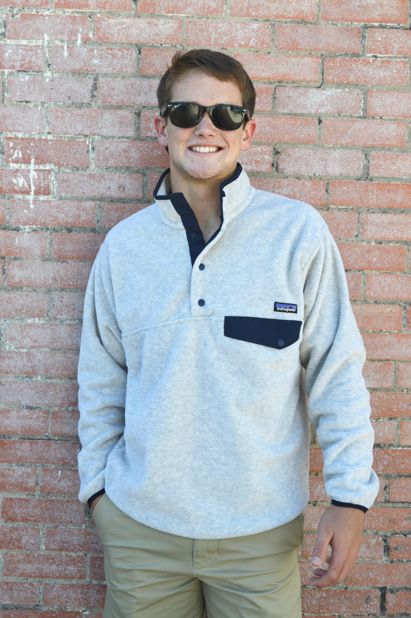 Men's Synchilla Snap-T Fleece Pullover- from Shop Southern