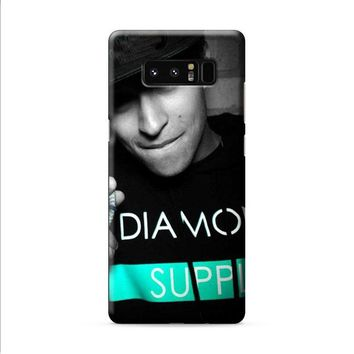 JAKE MILLER DIAMOND SUPPLY CO Samsung Galaxy Note 8 case