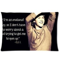 "Customized Niall Horan Pillowcase Covers Standard Size 20""x30"" PWC0074"