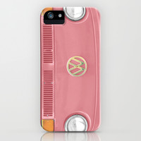 Groovy Blushing iPhone & iPod Case by RDelean