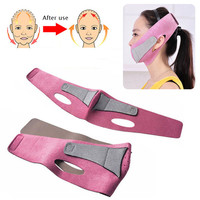 2017 Thin Face Mask Silmming Facial Thin Masseter Double Chin Skin Care Thin Face Bandage Belt Anti-Sag Beauty Facemask