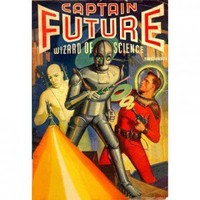 Captain Future Poster