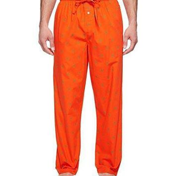Polo Ralph Lauren Men's Multi-pony Pj Woven Pajama Pants