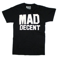 MD Logo Black T-Shirt | Mad Decent | Online Store & Merchandise