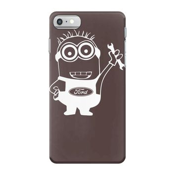 ford minion iPhone 7 Case