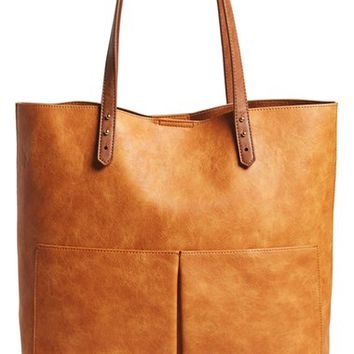 Sole Society 'Clifton' Faux Leather Tote | Nordstrom