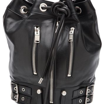 Saint Laurent 'Rider' Bucket Bag